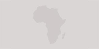 Un membre de la protection rapprochée de Touadéra, de la société russe Sewa Security, à Berengo, en Centrafrique, le 4 août 2018.