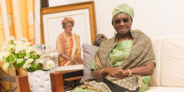 Rosine Soglo, grande figure de la vie politique béninoise et femme de l'ex-président, est décédée le 25juillet 2021, à son domicile.