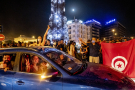 Le 25 juillet 2021, à Tunis.