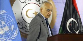 Ghassan Salamé, envoyé spécial de l'ONU pour la Libye de juin 2017 à mars 2020