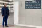 Dontou Hiloukou Derou, architecte-urbaniste, fondateur du cabinet Derou & Partners et du holding Confortis Africa, qui développe le programme résidentiel de Wellcity, dans le nord du Grand Lomé.