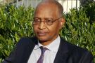 Acheikh Ibn-Oumar, ministre d'État chargé de la Réconciliation nationale et du Dialogue.