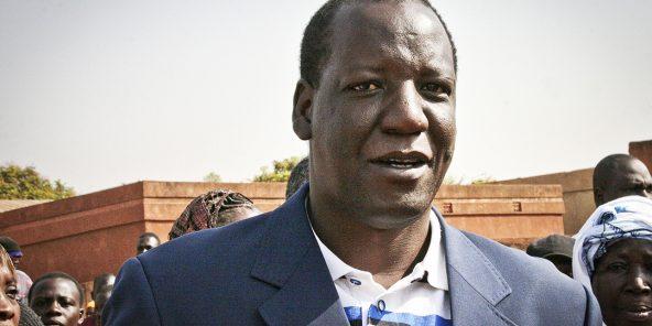 Mahamadou Bonkoungou PDG de groupe EBOMAF© Hippolyte Sama