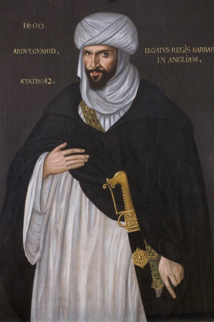 Abdelouhed Ben Messaoud (1558 – ?), principal secrétaire du souverain marocain Ahmed al-Mansour Saadi et ambassadeur à la cour de la reine Elizabeth Ière d'Angleterre en 1600.