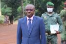 Rameaux-Claude Bireau, nouvelle ministre centrafricain de la Défense