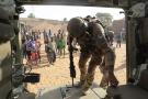 Des soldats de l'opération Barkhane, engagés dans la lutte contre les groupes jihadistes au Sahel depuis 2014