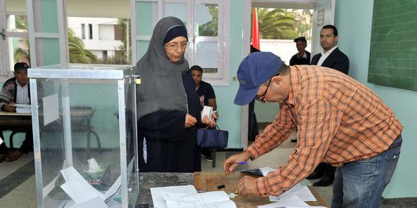 Élections législatives à Casablanca, le 7 octobre 2016 (illustration).
