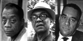 James Baldwin; Ralph Ellison; Richard Wright.
