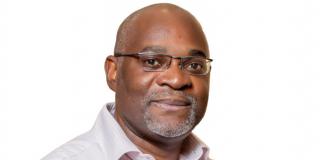 Christian Yoka travaille à l'AFD depuis vingt ans, il en est le nouveau directeur Afrique.