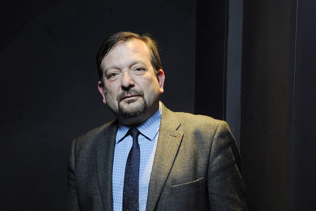 Thierry Lauriol (França), advogado sócio da firma Jeantet Associés, especialista em indústrias extrativas, presidente da associação africana da Ordem dos Advogados de Paris. Em Paris, 24 de janeiro de 2012.