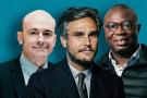Bertrand Andriani, Nicolas Jean et Pascal Agboyibor constituent le podium du palmarès Jeune Afrique et Jeune Afrique Business +.