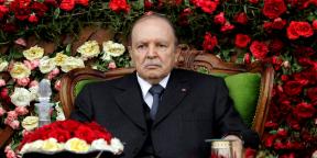 Abdelaziz Bouteflika, ici en juin 2012 à Alger, est décédé le 17 septembre à l'âge de84 ans.