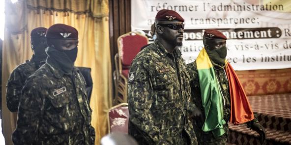 Guinée : Mamady Doumbouya, un colosse aux pieds d'argile ? – Jeune Afrique