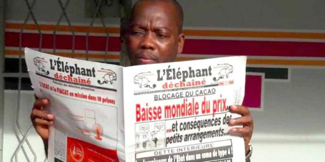 News AFRIQUE  - cover