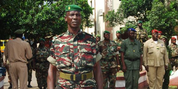 Guinée: le général Idi Amin, le discret mentor de Mamady Doumbouya