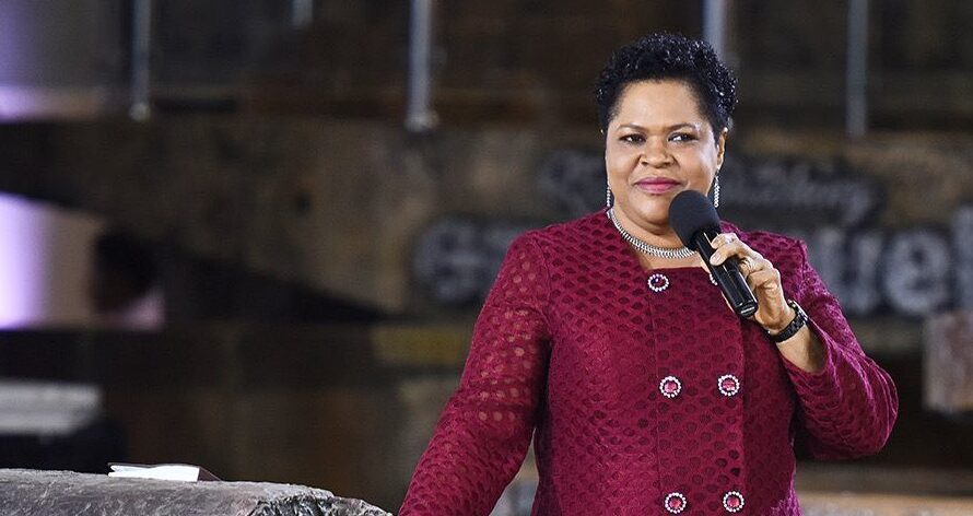 Evelyn Joshua, en novembre 2020.