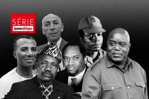 Sylvanus Olympio, François Tombalbaye, Mohamed Boudiaf, Samuel Doe, Melchior Ndadaye et Laurent-Désiré Kabila.