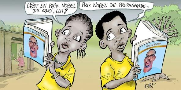 Sénégal: les cahiers narcissiquesde Mame Boye Diao
