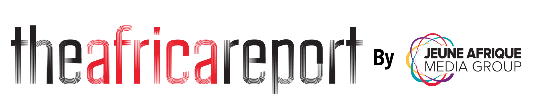 Logo The Africa Report by Jeune Afrique